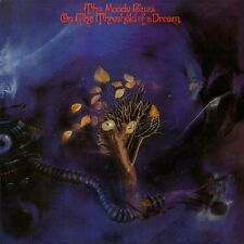 MOODY BLUES ( NEW CD ) ON THE THRESHOLD OF A DREAM (REMASTERED + 9 BONUS TRACKS)