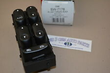Ford Explorer Mercury Driver Side Master Power Window SWITCH OEM 4L2Z-14529-AAA