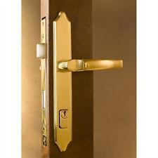 Storm Door Mortise Handle Bright Brass Finish Burlington Junior Security Set