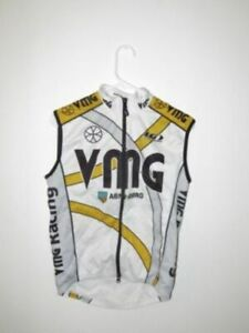 VMG Racing Pro Cycling Team Louis Garneau Vest Size S