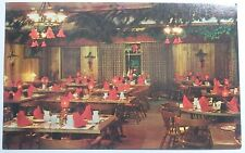 1960'S Photo Postcard Hillbrook House Cocktail Lounge Westfield Massachusetts