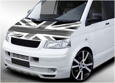 VW Volkswagen Transporter bonnet wrap 707 printed vinyl sticker Union Jack T4 T5