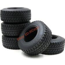 5pcs RC 2.2 Dune T/A Tires tyres Fit RC 4WD Axial Crawler 2.2'' Beadlock Wheels