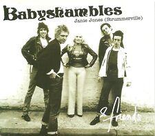 Limited Edition CD BABYSHAMBLES Janie Jones NEW / MINT  THE LIBERTINES THE CLASH