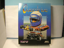overdrive  Amiga/ST Commodore by team 17 Jeu-Game MINT/complet