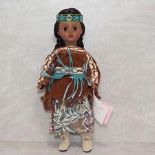 "Madame Alexander 24613 Pocahontas 14"" Doll MIB"