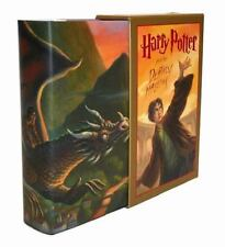 Harry Potter & the Deathly Hallows 7 Deluxe Edition in SlipCase, LIKE NEW