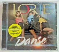 LORIE : DANSE / LE COUP DE SOLEIL ♦ CD NEUF avec sticker original ♦