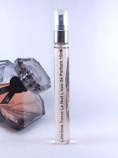 Lancome Tresor La Nuit L'eau de Parfum 10ml Glass Atomizer Travel Eau EDP