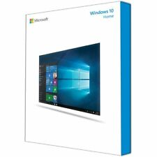 Microsoft Windows 10 Home 32 Bit Deutsch DSP/SB