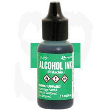 Ranger - Tim Holtz - Alcohol Ink - PISTACHIO - Green