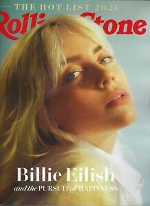 Rolling Stone  Magazine August 2021   Billie Eilish