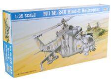 Trumpeter mil Mi-24v Hind-e Helicopter ref 05103 escala 1-35
