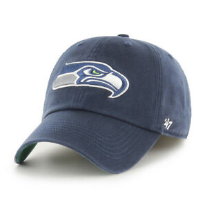Seattle Seahawks NFL '47 Classic Franchise Cap Hat Football Team Fitted Men's WA