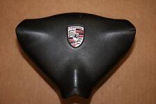 Porsche 996 99-05 / 986 Boxster 97-04 3 Spoke Airbag Air Bag Black
