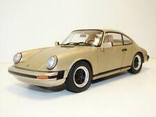 PORSCHE 911 SC 3.2L CARRERA bronze 1977 1/18