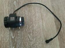 3.5-8mm Auto-Iris CCTV Camera Lens Surveillance F1.4 S2-3-B7