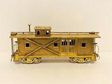 HO Brass Virginia & Truckee V&T Pacific Fast Mail PFM Caboose