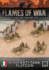 Flames of War Nuevo Y En Caja 47 mm Anti-Tank Platoon IBX18