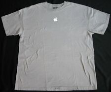 MAC APPLE Computer Work Grey T Shirt Mens L (42-44)