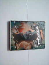 Pitch Black The Chronicles of Riddick Limited Edition Steelbook Blu-ray/Dvd