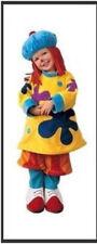 NWT! DISNEY STORE JOJO JO JO CLOWN Fancy Dress Kids COSTUME XS 4/5