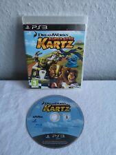 Dreamworks Super Star Kartz (Playstation 3 Game) PS3 Kids
