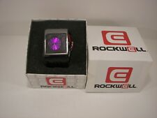 Brand New in Box Rockwell Mercedes Watch MC121 Black/Purple