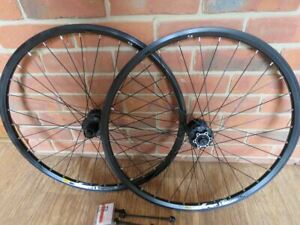 Shimano M475 Hub 26/27.5/29 (650B) Wheel Set 7/8/9/10/11 Speed Mavic XM319 Rims