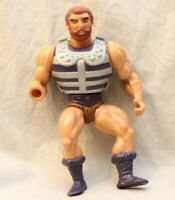 MOTU Masters of the Universe He-Man Fisto Figure Vintage Rare