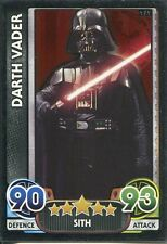 Star Wars Force Attax : Force Awakens Set 1 #171 Darth Vader
