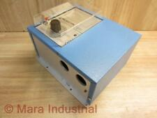 Burling Instrument ET-S-T2-H0-R0-0-F Temp. Controller ETST2H0R00F - Used