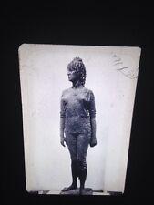 """F. E. McWilliam """"Port Elizabeth Frink """" British Modern Sculpture 35mm Art Slide"""