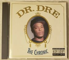 Dr DRE Chronic Snoop Nate Dogg Pound Daz Bushwick Bill RBX rare 1st pressing rap