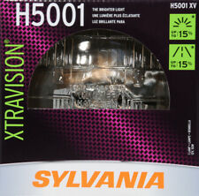 Headlight Bulb-XtraVision 1-Pack Box SYLVANIA H5001XV