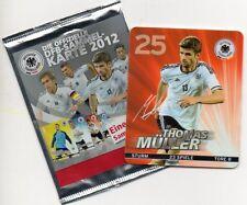 Fußball REWE Sammelkarte DFB 2012 3D-Edition Nr 25 Thomas Müller