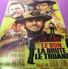 The GOOD, The BAD and The UGLY • A1 size • French Release