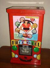 Vintage Rare Jeu de Bistrot Comptoir Machine à Sous contrebande distributeur