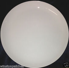 """ROSENTHAL CONTINENTAL CENTURY WHITE COUPE 7 3/4"""" SALAD PLATE STUDIO LINE"""