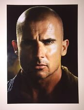 Dominic Purcell autographe signed 'Raceman'