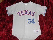 NOLAN RYAN Texas Rangers Majestic Baseball Jersey