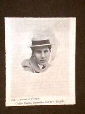 Guido Casale Assassino dell'Avvocato Alessandro Bianchi Perugia nel 1905