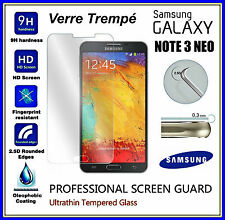 SAMSUNG GALAXY NOTE 3 NEO Tempered Glass Vitre de protection écran VERRE TREMPE