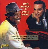 Tony Bennett, Tony Bennett & Count Basie - Together at Last [New CD]