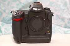Low Shutter Count MINT NIKON D3 12.1MP DSLR Camera Body only