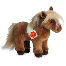 Teddy Hermann Shetlandpony 25 cm 90258 Pony Pferd Kuscheltier Plüschtier Neu