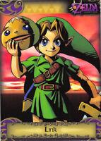 Legend of Zelda The 2016 Enterplay Trading Card 19 Link Majora's Mask