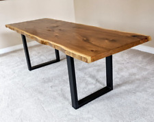 Dining table Live edge Effect