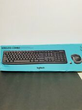 New Logitech Complete Wireless Combo Keyboard and Mouse.