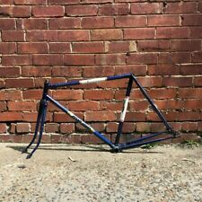 Melbourne vintage bicycle shop Rob's special Royal blue made in Melbourne